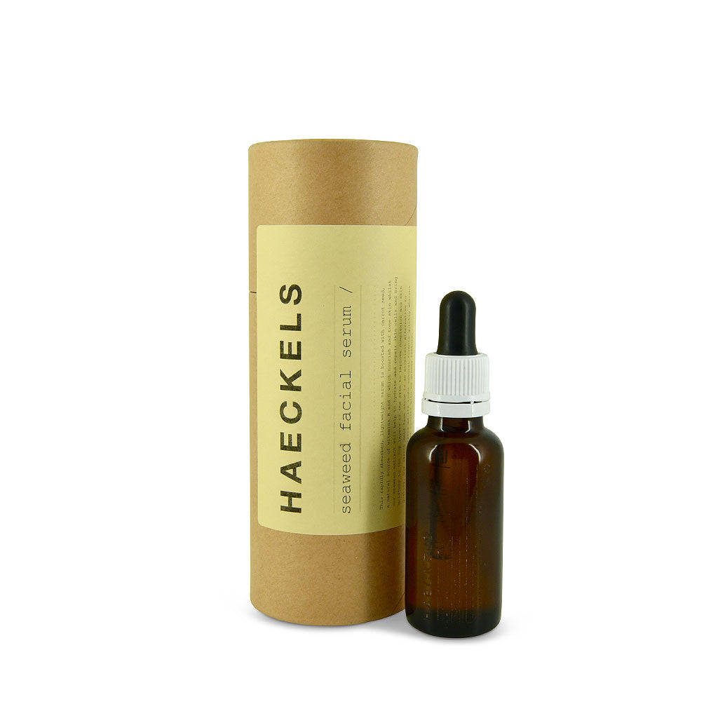Seaweed / Carrot Seed Facial Serum