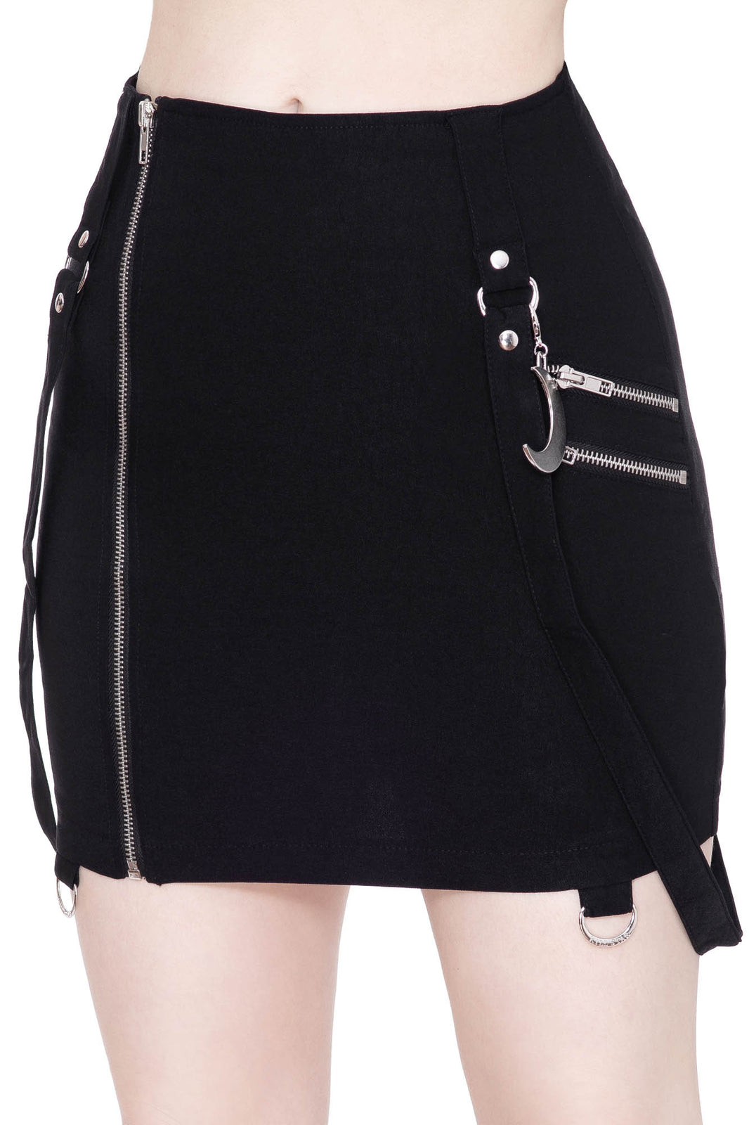 Adele Mini Skirt [B]