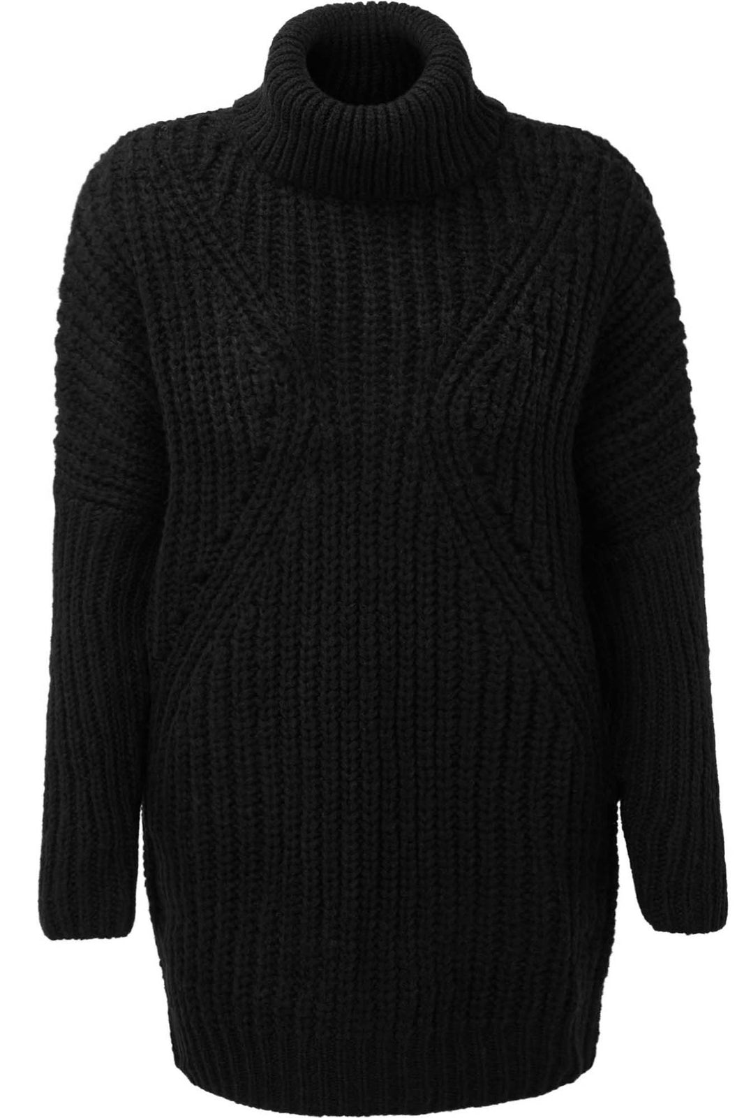Aeon Knit Sweater [PLUS]