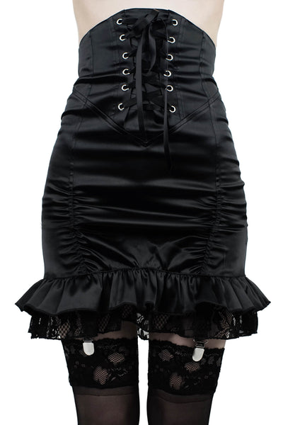 Alice Suspender Skirt