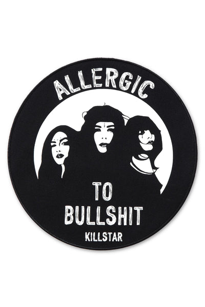 Allergic Back Patch [B]