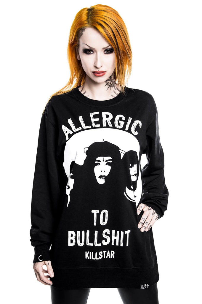 Allergic Sweatshirt [B]