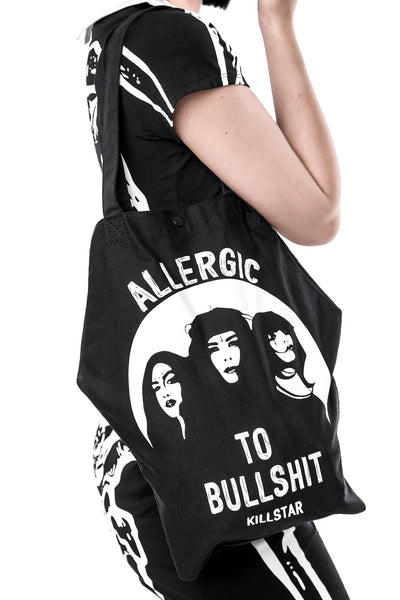 Allergic Coffin Tote [B]