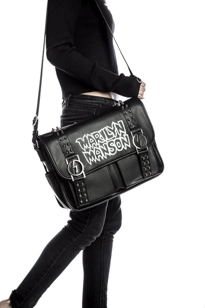 Anthem Messenger Bag [B]