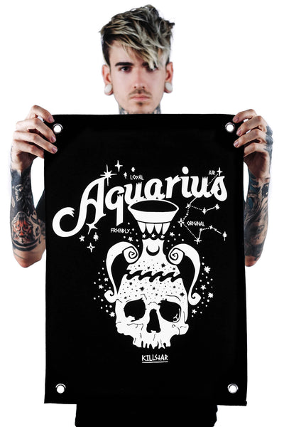 Aquarius Mini Tapestry [B]