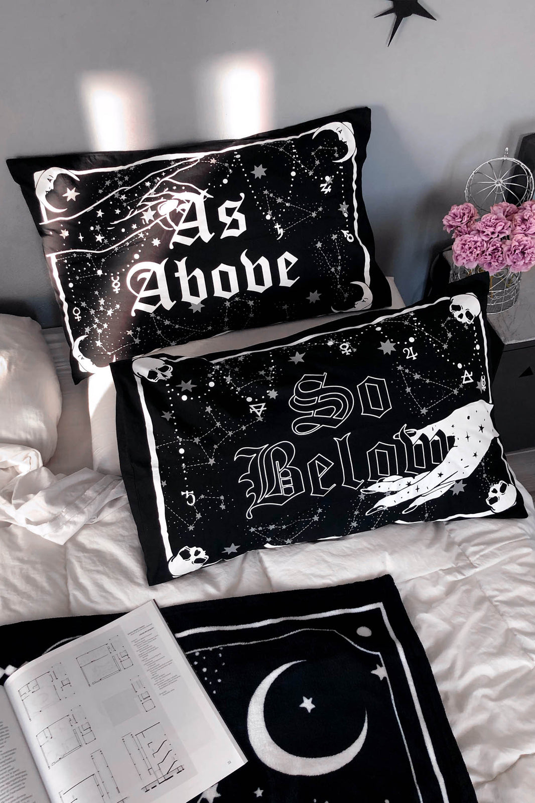 As Above Pillowcases [B]