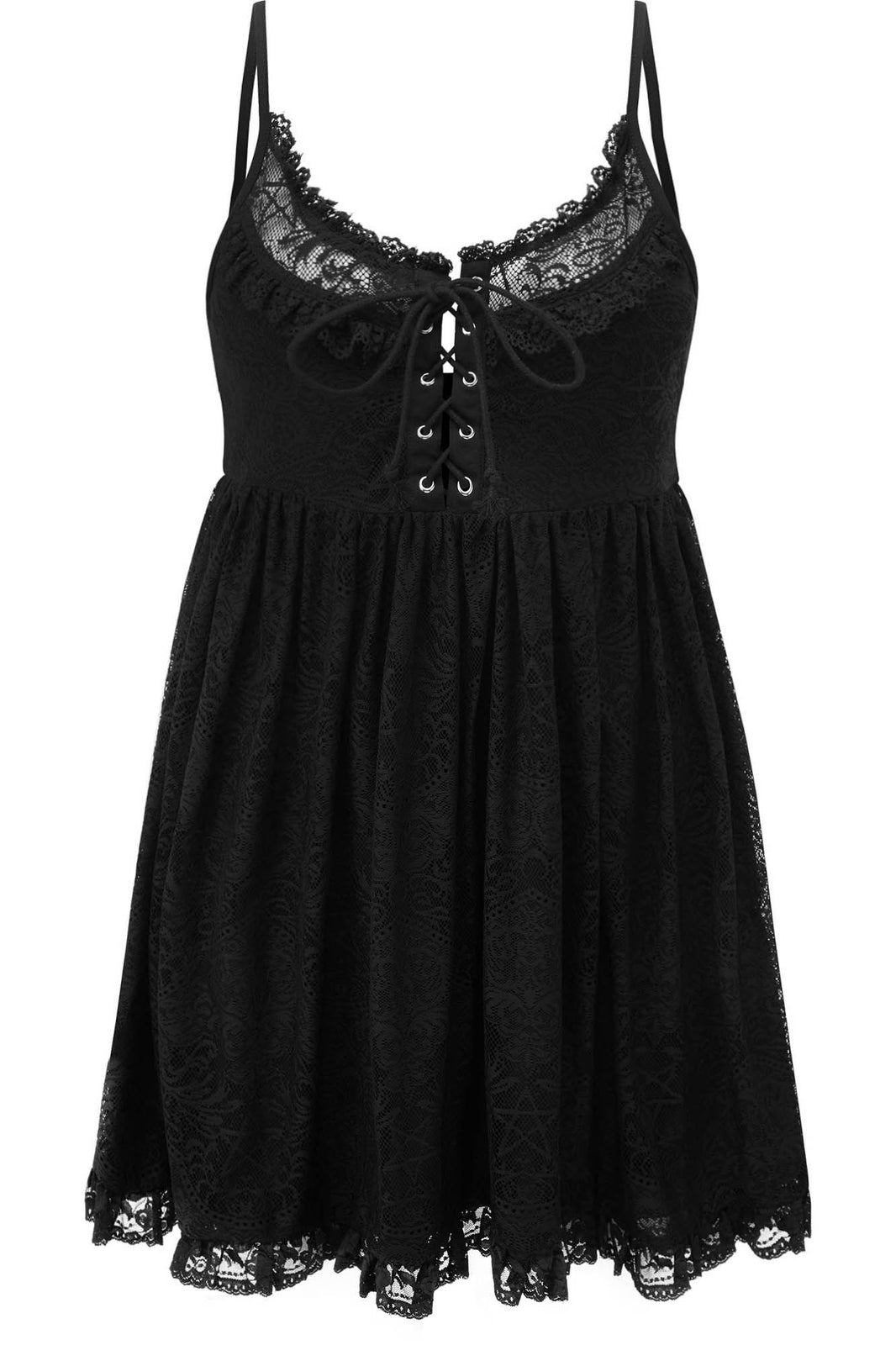 Ashbury's Angel Lace Dress [PLUS]