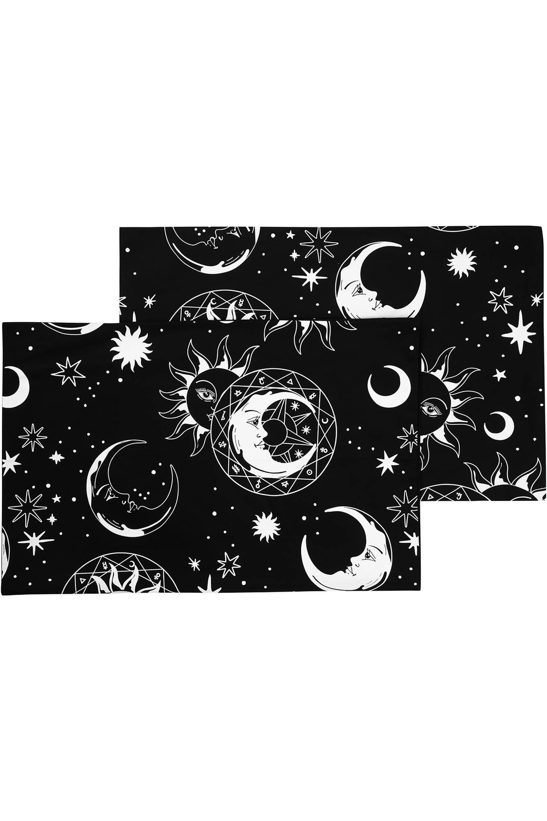 Astral Light Pillowcases