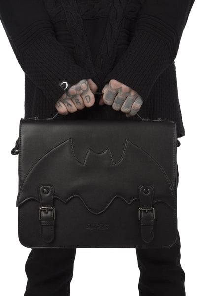 Bat Out Of Hell Messenger Bag [B]