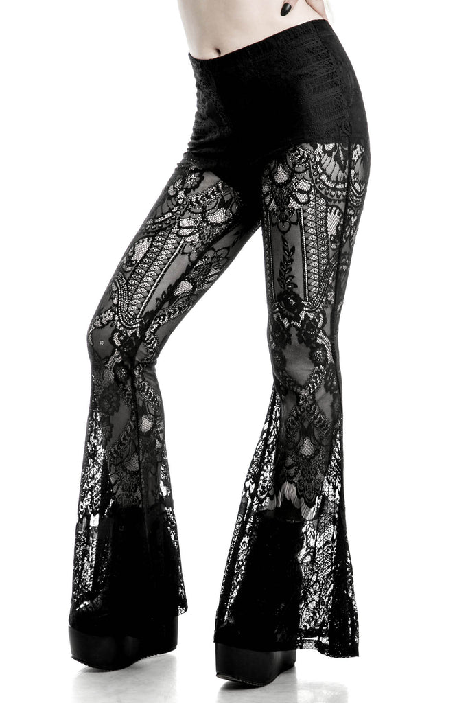 Bella Morte Bell Bottoms [B]