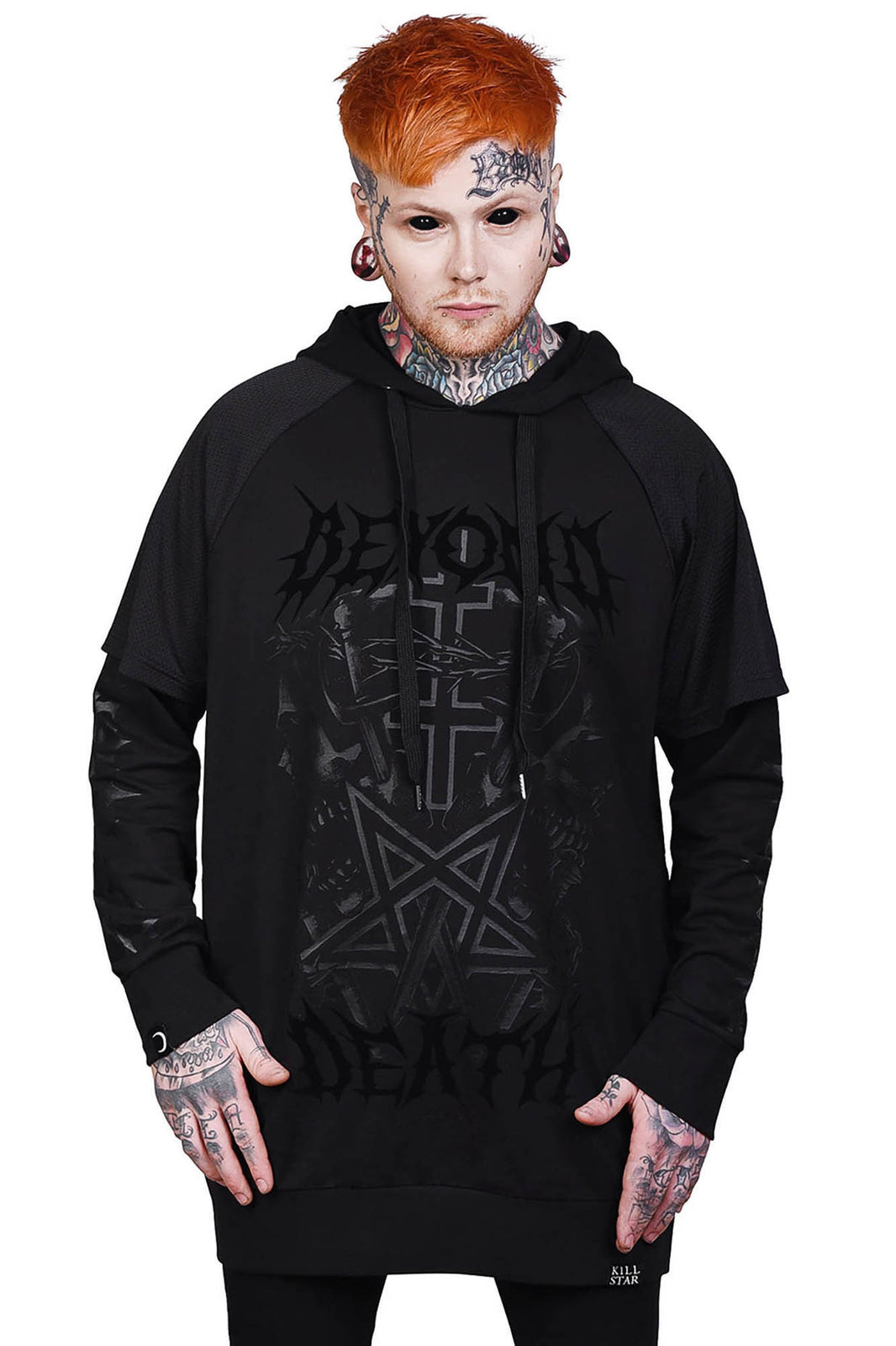 Beyond Death Hood Top