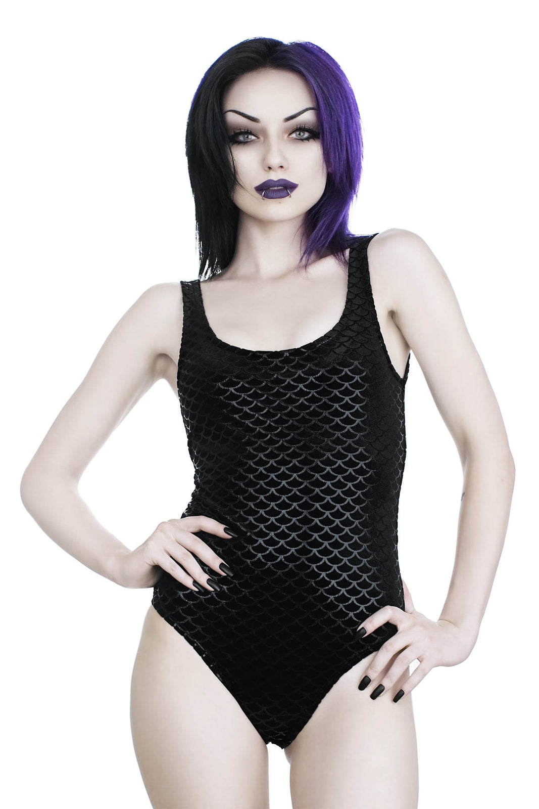 Black Sea Bodysuit [B]