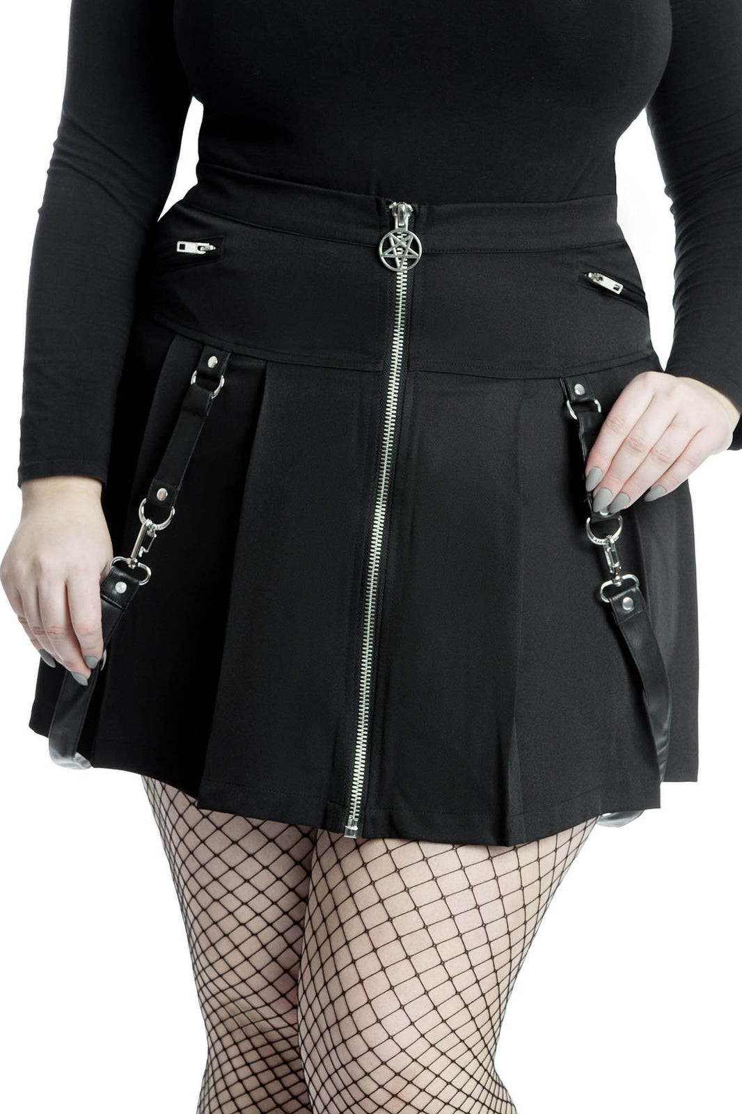 Blaire B*tch Mini Skirt [B] [PLUS]