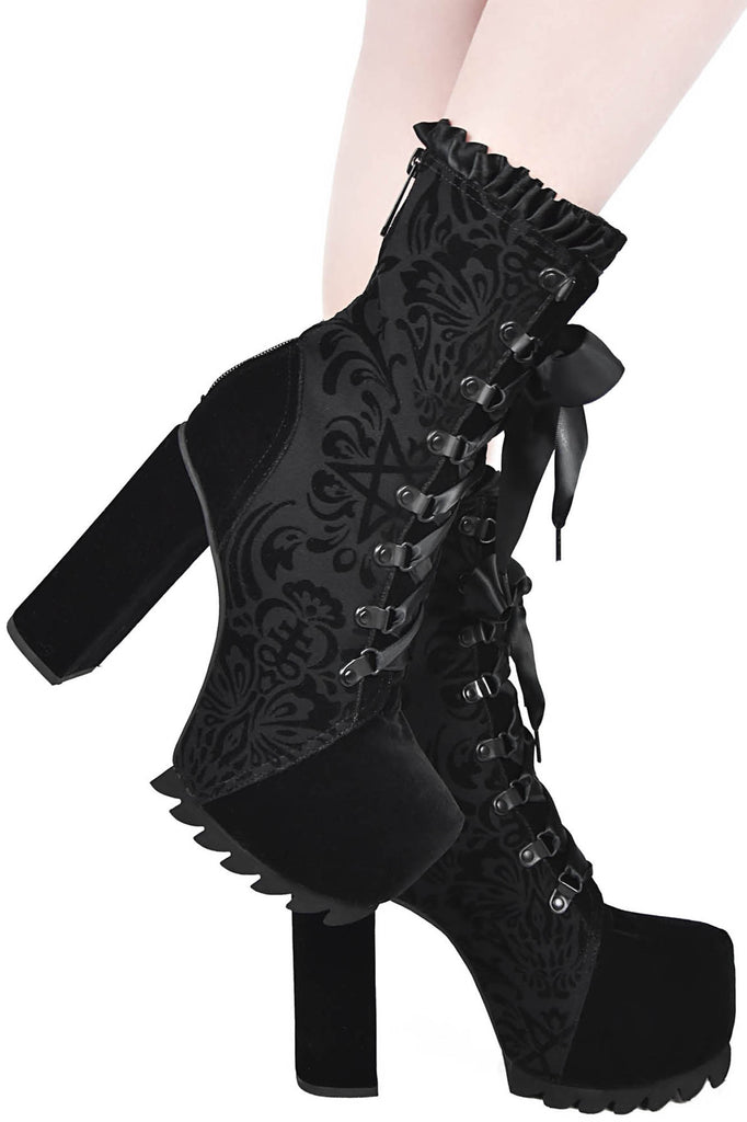 Bloodlust Boots