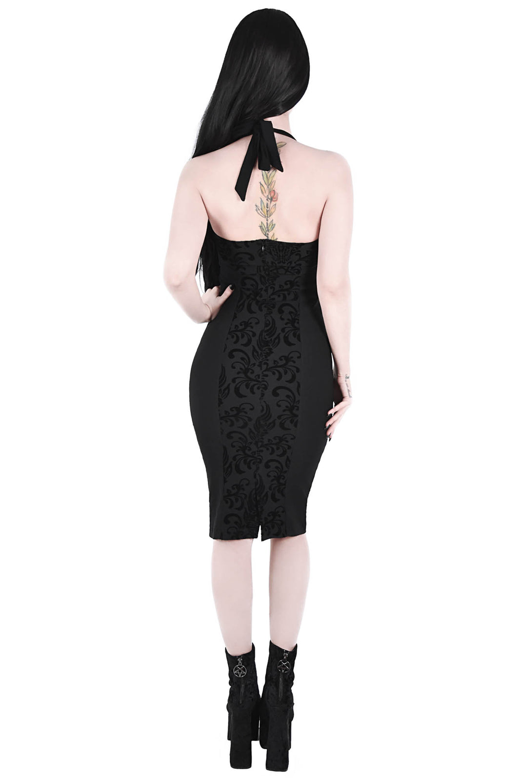 Bloodlust Midi Dress
