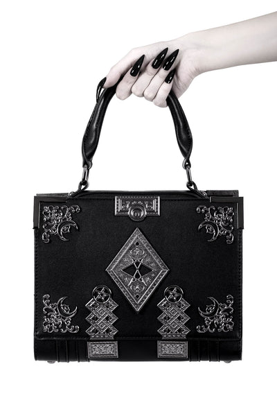 Book Of Shadows Handbag [B]