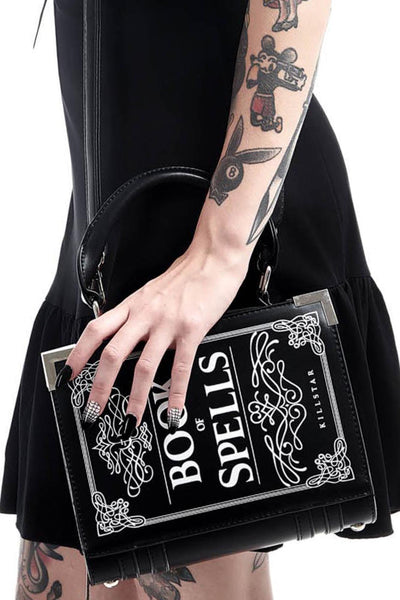Book Of Spells Handbag [B]