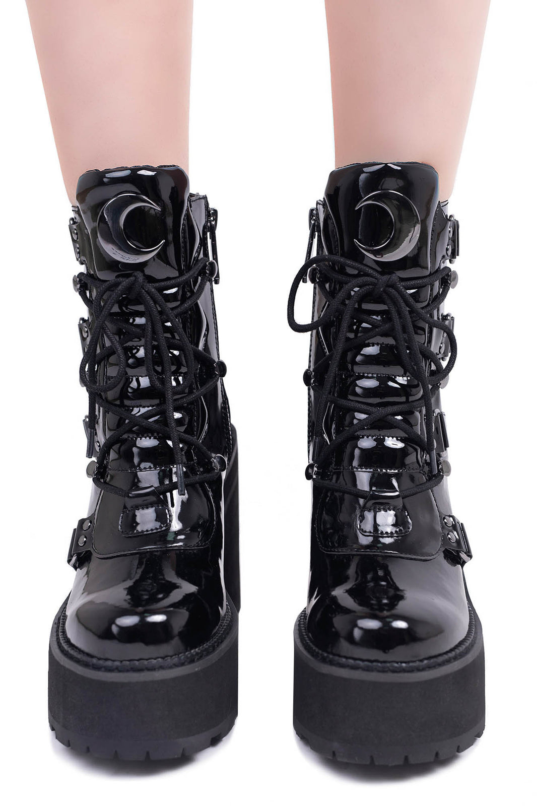 Broom Rider Boots [GLOSS]