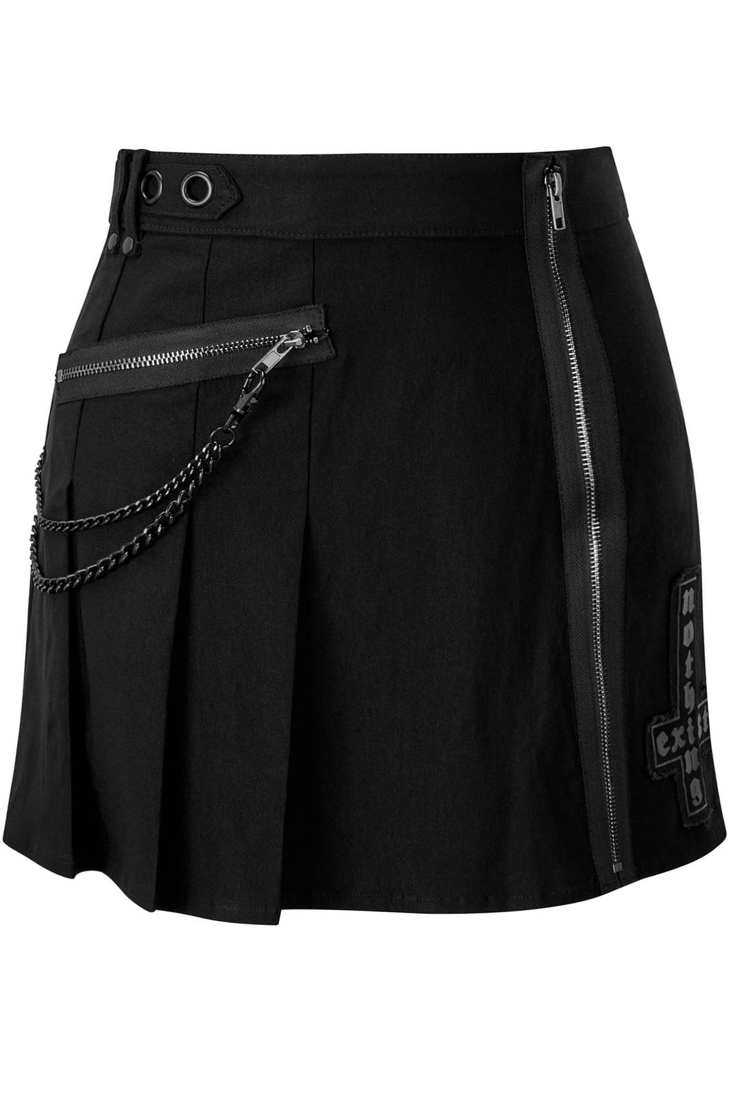 Calling Alice Mini Skirt [B] [PLUS]