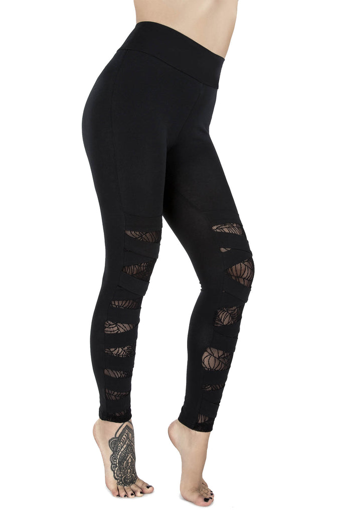 Casket Kicker Leggings [B]