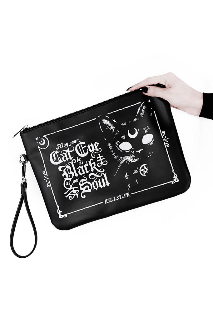 Cateye Makeup Bag