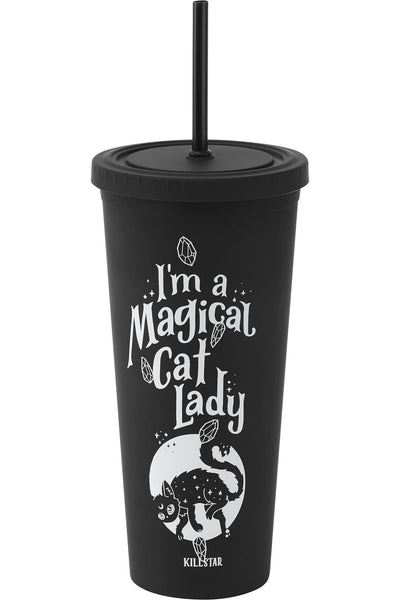 Cat Lady Cold Brew Cup