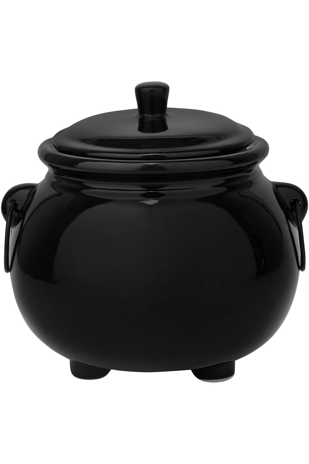 Cauldron Cookie Jar