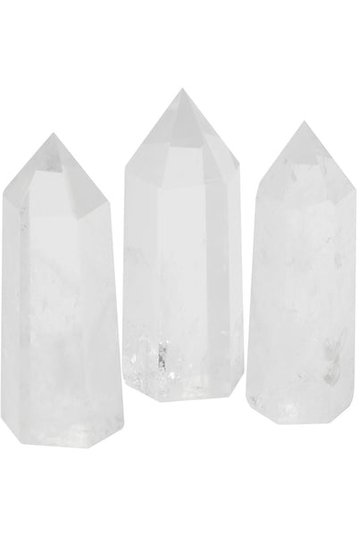 Clear Quartz Crystal