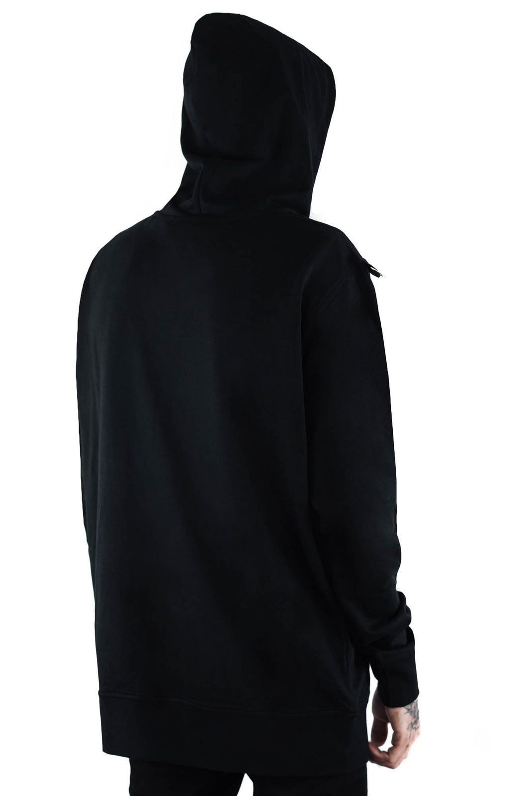 Coffin Pull-Over Hoodie [B]