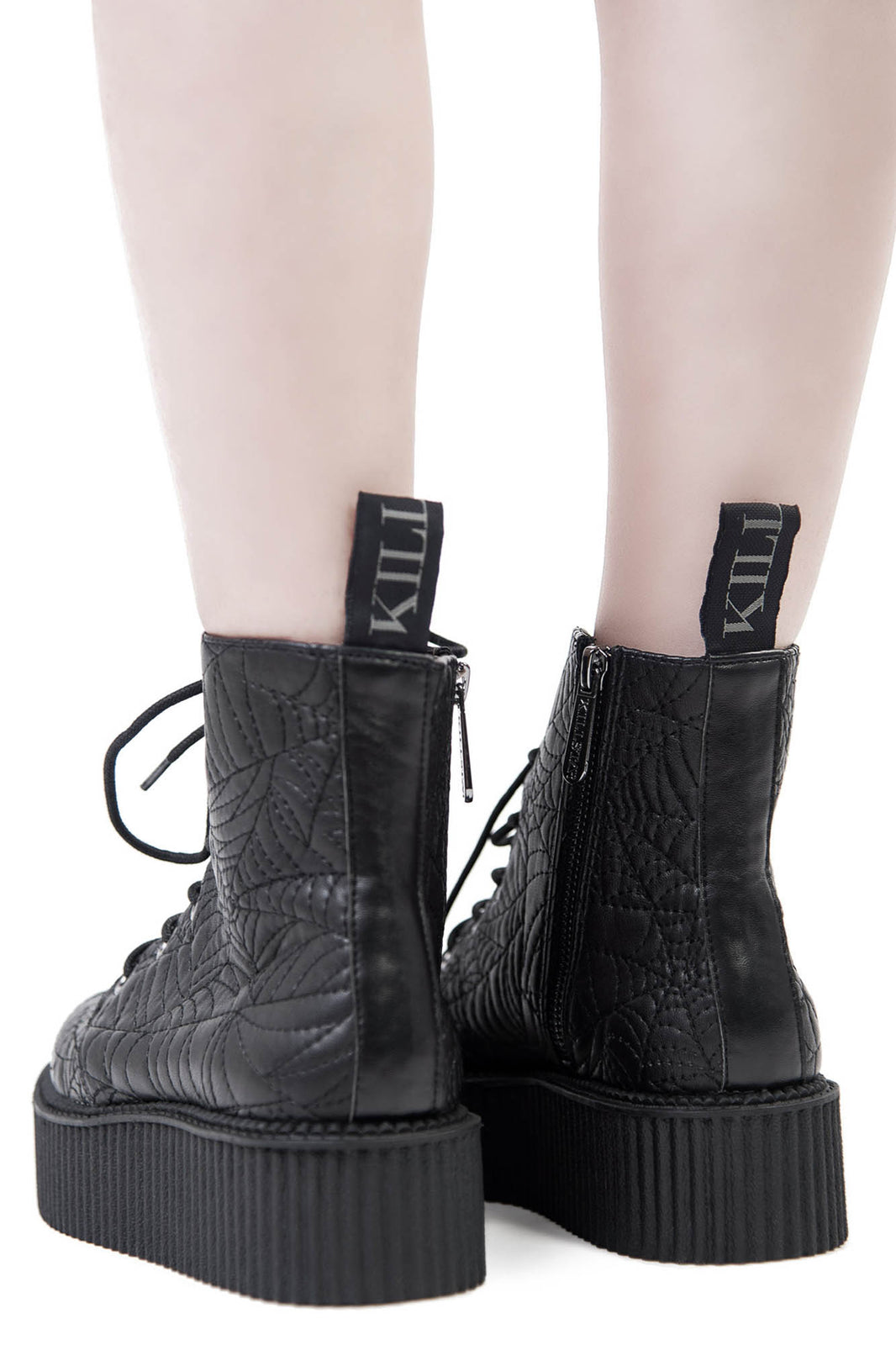 Coffin Creeper Boots