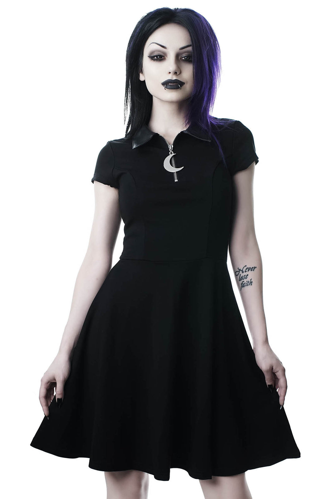 Coven Cutie Skater Dress