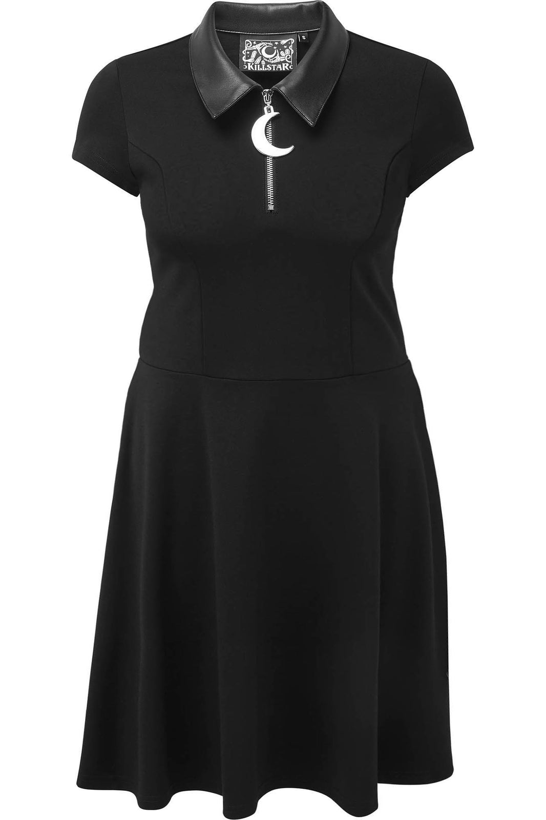 Coven Cutie Skater Dress [PLUS]