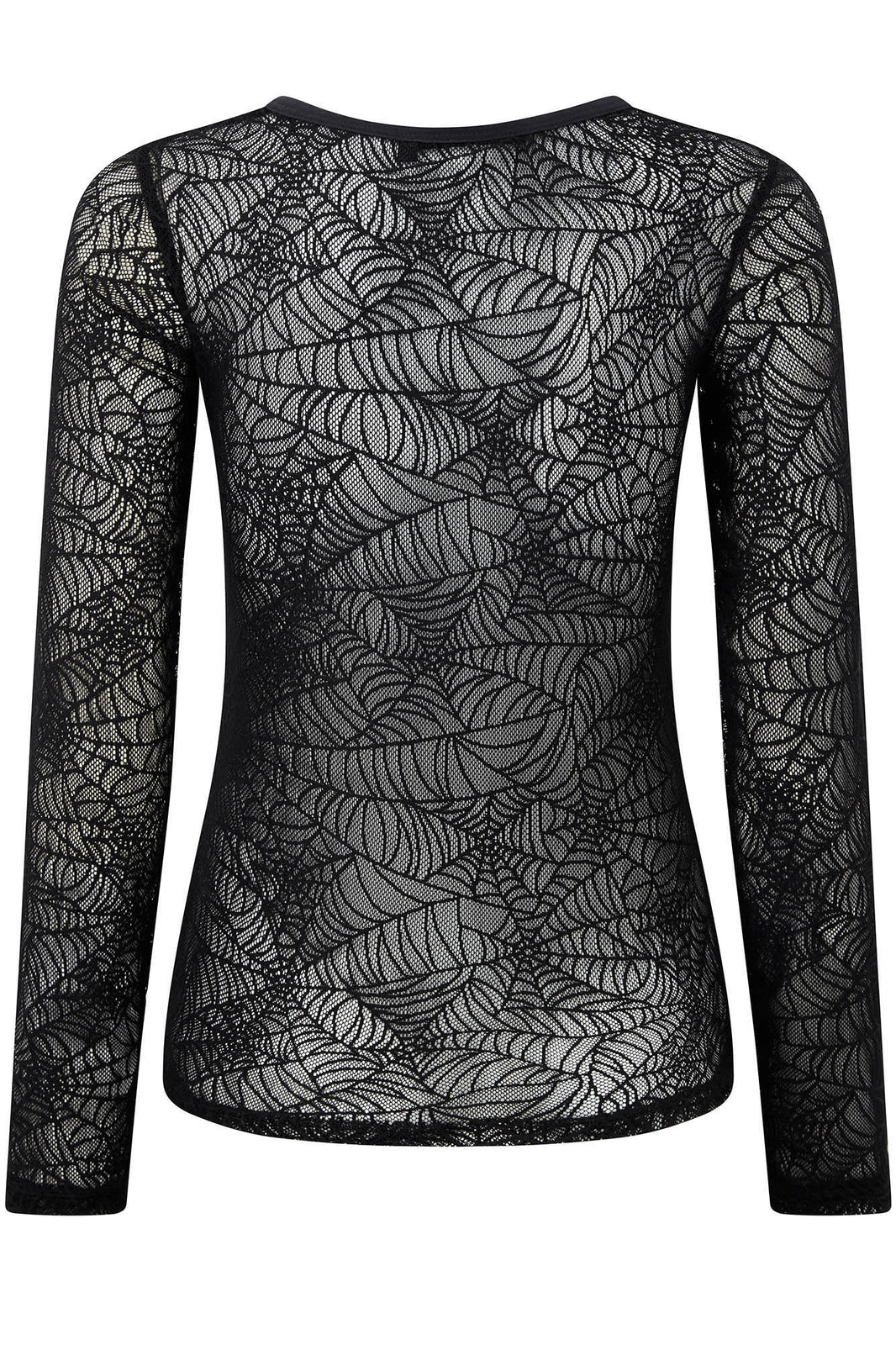 Creeped Out Long Sleeved Top [B]
