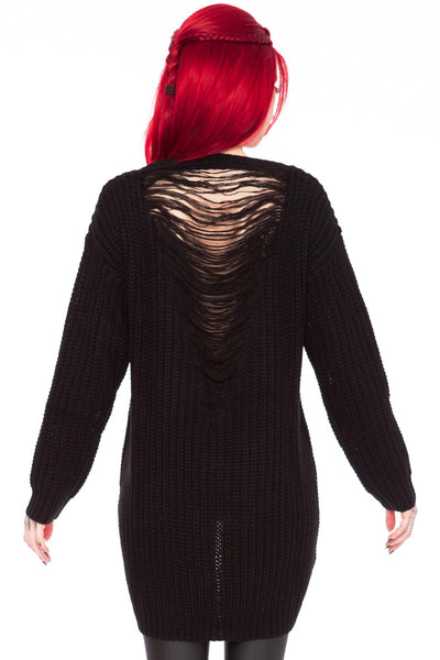Damnation Funday Distress Knit [B]