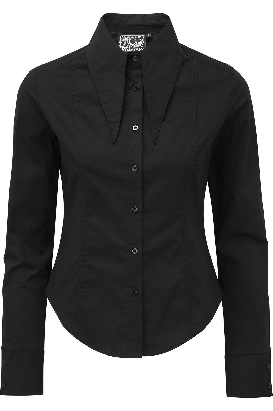 Darby Pointed Collar Shirt