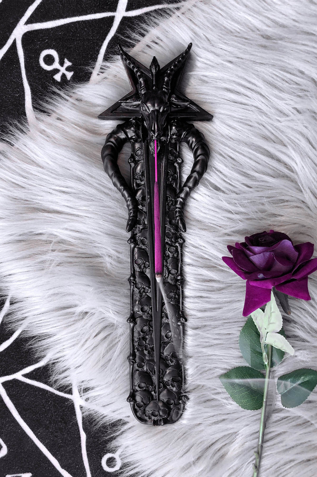 Dark Prince Incense Holder