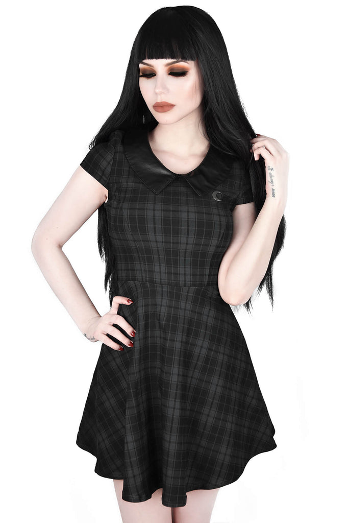 Darklands Doll Dress [TARTAN]