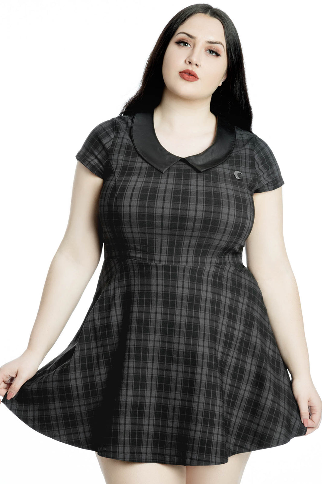 Darklands Doll Dress [TARTAN] [PLUS]
