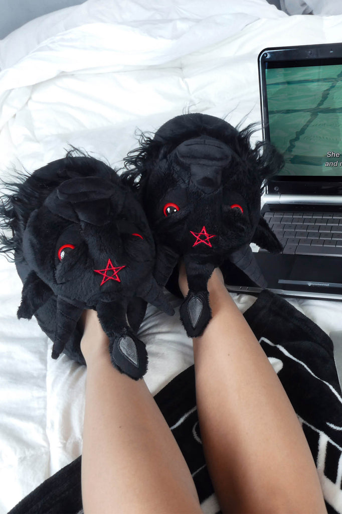 Dark Lord Slippers