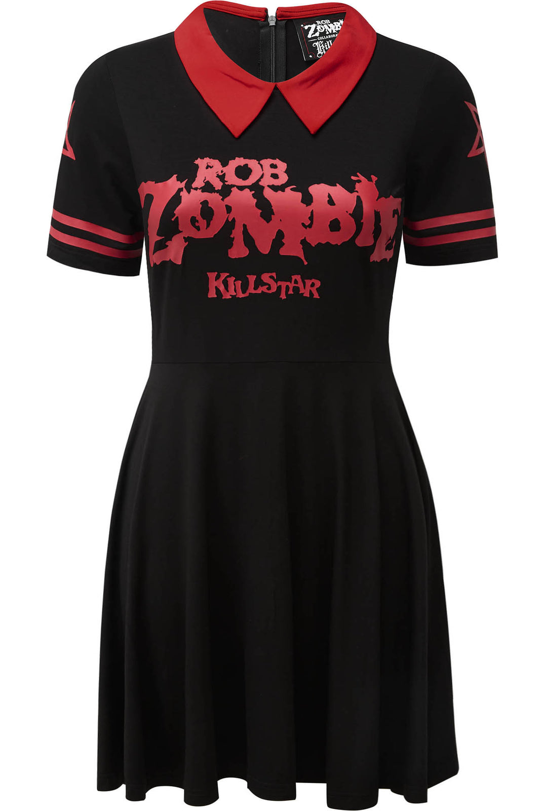 Dead City Skater Dress [PLUS]