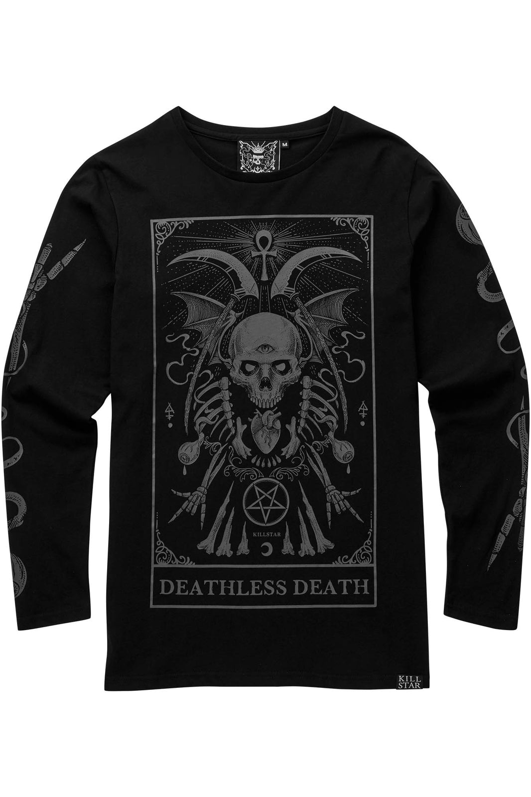Deathless Long Sleeve Top