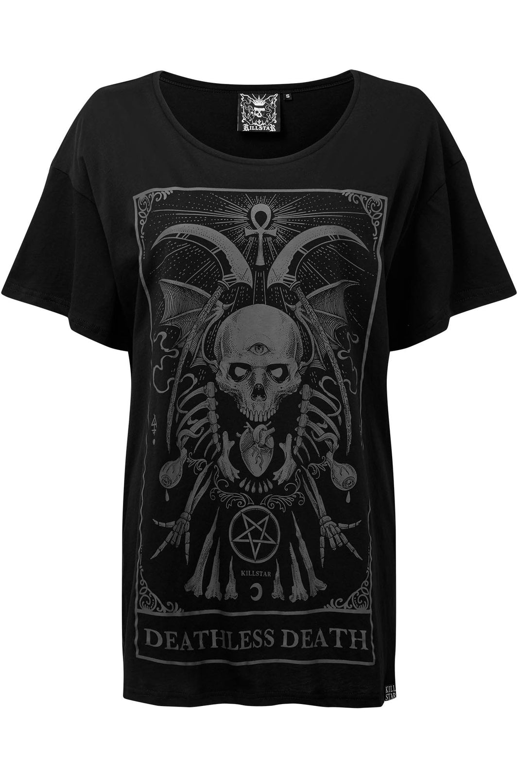 Deathless Relaxed Top