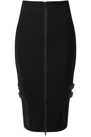 Decibel Midi Skirt