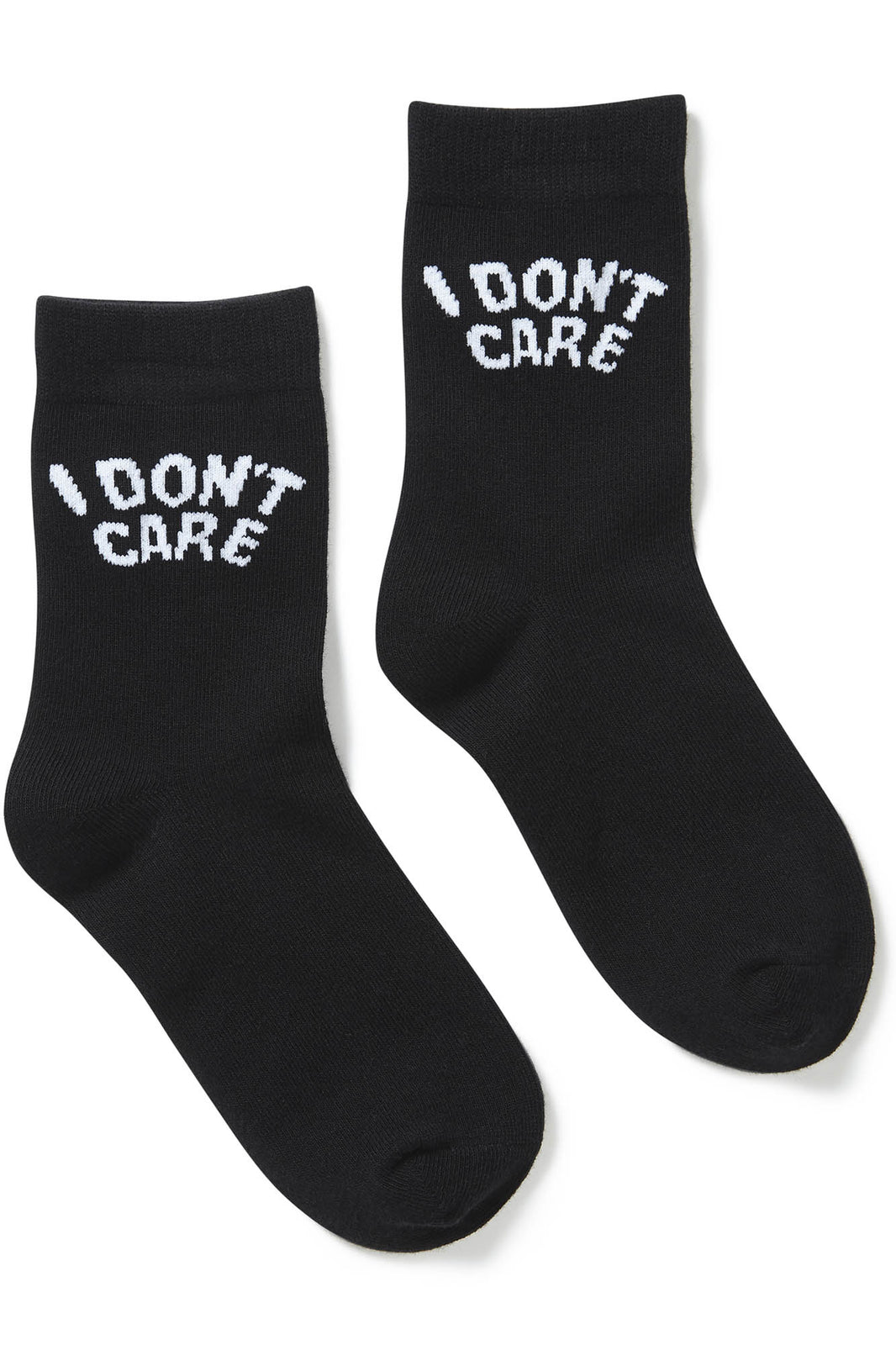 Don't Care Ankle Socks [B]