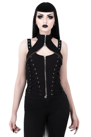 Doom Doll Corset Top [B]