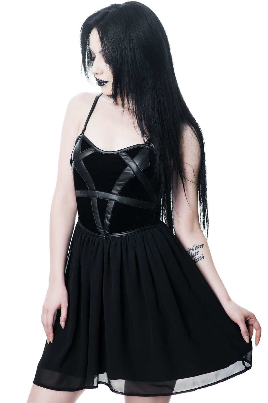 Draconian Penta Dress