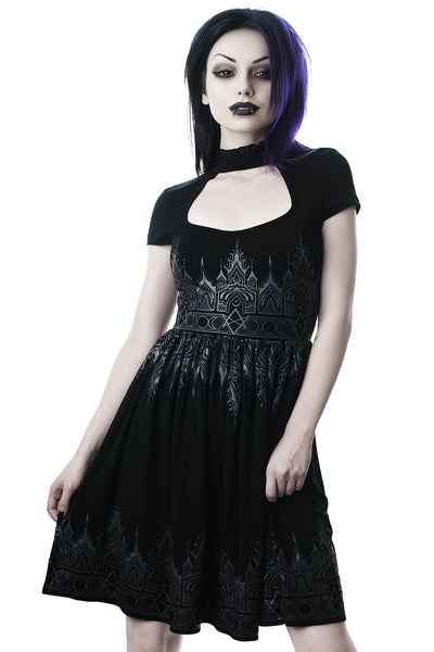 Duchess Skater Dress