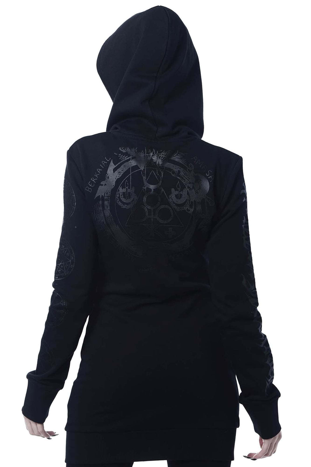 Elysian Fields Hood Dress