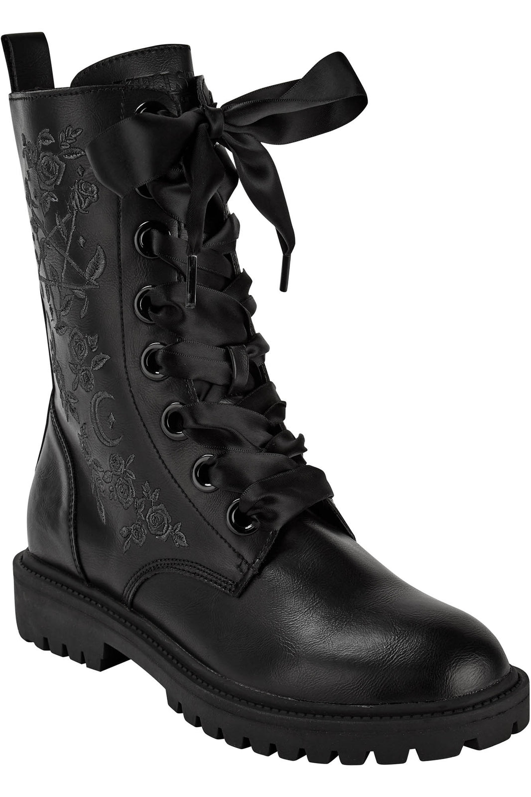 Enchanted Combat Boots