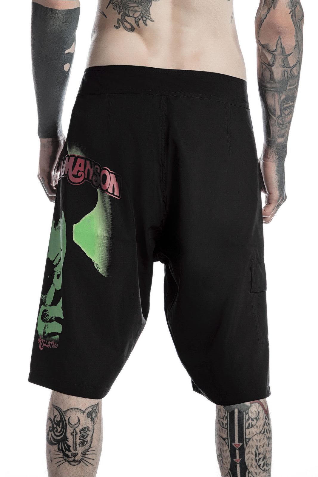 Fiend Board Shorts [B]